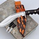 8 inches Iraqi angkhola kukri-khukuri-gurkha knife-handmade knife-kukri machete-Nepal