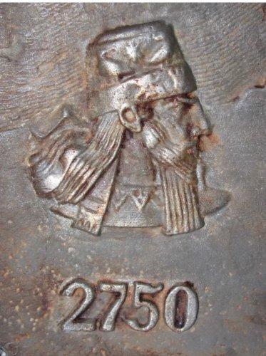 Antique Armenian Memorial plaque 2750 of Yerevan