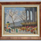 SERGE SEDRAC (1878-1974) Antique Armenian-french painting