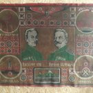 Armenian Rug Carpet Jangir Agha and Zoravar Andranik. Large size. Very Rare.