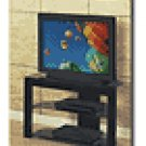 Whalen Furniture - TV Stand for Tube TVs or Flat-Panel TVs - Black