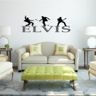Elvis Name Medium 20x17(inch)
