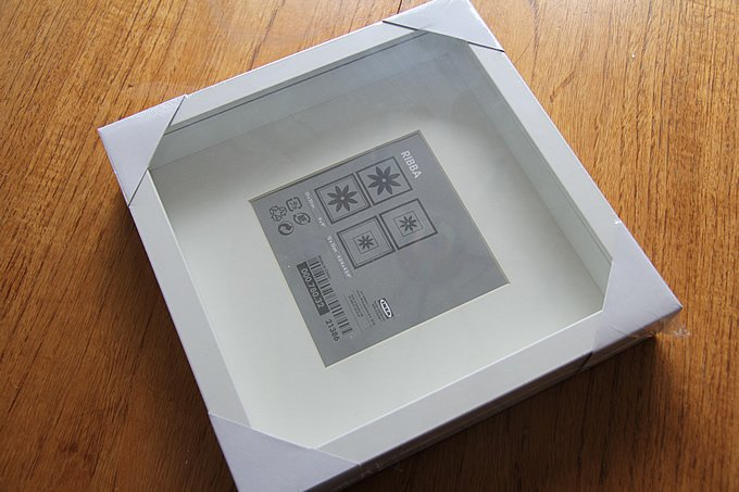 IKEA Ribba Frame 23x23 cm pack of 5 Any Colour!
