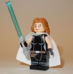 **NEW** LEGO Custom Printed MARA JADE SKYWALKER Star Wars Minifigure