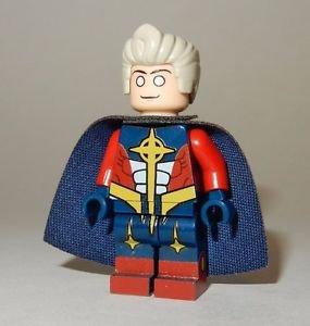 **NEW** LEGO Custom Printed QUASAR Super Hero Minifigure