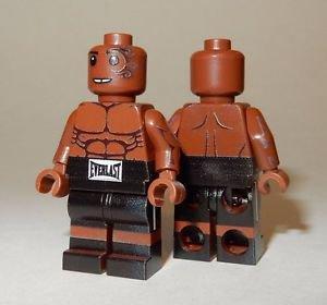 **NEW** LEGO Custom Printed MIKE TYSON Minifigure