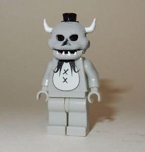 *NEW* LEGO Custom Printed FNAF - GHOST FREDDY Five Nights At Freddy's Minifig