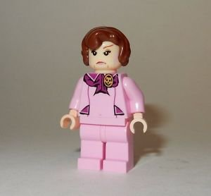 **NEW** LEGO Custom Printed PROFESSOR UMBRIDGE Harry Potter Minifigure