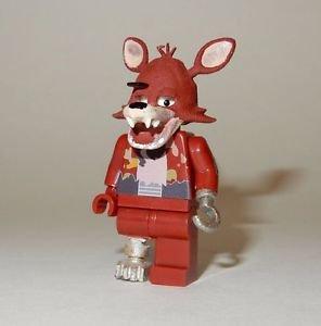 **NEW** LEGO Custom Printed FNAF - FOXY Five Nights At Freddy's Minifigure