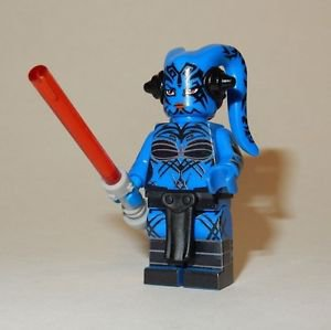 **NEW** LEGO Custom Printed DARTH AAYLA SECURA Twilek Star Wars Talon Minifigure