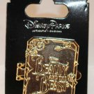 Disney Beauty and the Beast Opening Day Hinged Pin Limited Release Belle