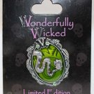 Disney Wonderfully Wicked Pin of the Month November 2015 Kaa Limited Edition 3000