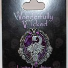 Disney Wonderfully Wicked Pin of the Month October 2015 Yzma Limited Edition 3000