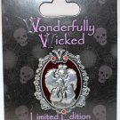 Disney Wonderfully Wicked Pin of the Month December 2015 Cruella de Vil Limited Edition 3000