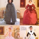 Vogue Sewing Pattern 677 Barbie Doll Historical Outfits Uncut and Unused