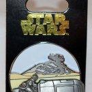 Disney Star Wars Pin of the Month February 2017 Jakku Limited Edition 6000