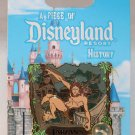 A Piece of Disneyland History Pin with Souvenir Tarzan's Tree House Limited Edition 2000