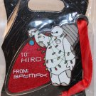 Walt Disney Imagineering WDI Christmas 2015 Gift Tag Pin Big Hero 6 Baymax Limited Edition 250