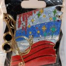 Walt Disney Imagineering WDI Fantasia Pin Toccata and Fugue Limited Edition 250