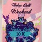 DLR runDisney 2016 Tinker Bell Half Marathon Weekend Pin 10K Run Limited Release