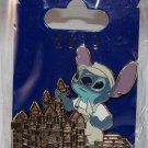 Walt Disney Imagineering WDI Holidays 2013 Pin Labor Day Stitch Limited Edition 250