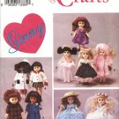 Simplicity Sewing Pattern 8151 Officially Licensed Ginny Doll Wardrobe Uncut and Unused