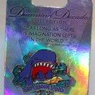 Disneyland 60th Anniversary Diamond Decades Collection Pin Storybook Land Limited Edition 3000