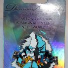 Disneyland 60th Anniversary Diamond Decades Collection Pin Matterhorn Limited Edition 3000