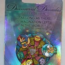 Disneyland 60th Anniversary Diamond Decades Collection Pin Mad Tea Party Limited Edition 5000
