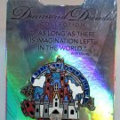 Disneyland 60th Anniversary Diamond Decades Collection Pin Transportation Limited Edition 3000
