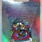 Disneyland 60th Anniversary Diamond Decades Collection Pin Small World Limited Edition 5000