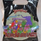 Walt Disney Imagineering WDI Retro Disneyland Attraction Pin Adventureland Limited Edition 300