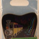 Walt Disney Imagineering WDI Disneyland Decades 1950s Pin Mine Train Limited Edition 150