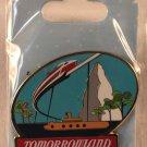 Walt Disney Imagineering WDI Disneyland Decades 1950s Pin Monorail Limited Edition 150