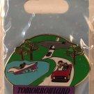 Walt Disney Imagineering WDI Disneyland Decades 1950s Pin Autopia Limited Edition 150