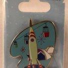 Walt Disney Imagineering WDI Disneyland Decades 1950s Pin Skyway Limited Edition 150