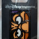 Walt Disney Imagineering WDI Stare Into My Eyes Pin Captain Hook Limited Edition 250