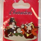 Walt Disney Imagineering WDI Holidays 2012 Thanksgiving Pin Chip and Dale Limited Edition 250