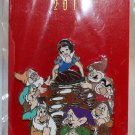 Walt Disney Imagineering WDI Holidays 2014 Thanksgiving Pin Snow White and Dwarfs Edition 250