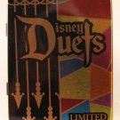 Disney Duets Pin of the Month August 2016 Jafar and Aladdin in Tin Limited Edition 3000