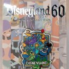 Disneyland 60th Anniversary Decades Collection Pin 1995 to 2004 Limited Edition 3000
