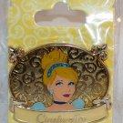 Walt Disney Imagineering WDI Princess Plaque Pin Cinderella Limited Edition 300