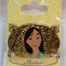 Walt Disney Imagineering WDI Princess Plaque Pin Mulan Limited Edition 300