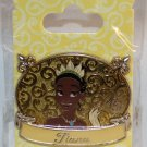 Walt Disney Imagineering WDI Princess Plaque Pin Tiana Limited Edition 300