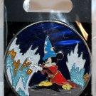 Walt Disney Imagineering WDI Fantasia Sorcerer Mickey with Waves Limited Edition 250