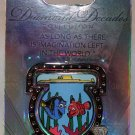 Disneyland 60th Anniversary Diamond Decades Collection Pin Submarine Voyage Limited Edition 3000