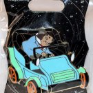 Walt Disney Imagineering WDI Mr. Toad's Wild Ride Pin Moley Limited Edition 300