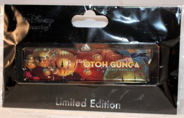 Walt Disney Imagineering WDI Star Wars Star Tours Vacation Poster Pin Otoh Gunga Limited Edition 300