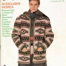 Pingouin Knitting Magazine Number 36 Autumn 1981 60 Couture Designs from France