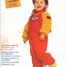 Pingouin Knitting Magazine Number 77 Children 1986 42 Couture Designs from France